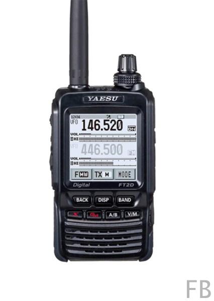 Yaesu FT-2DE Dualband C4FM/FM 144/430 MHz Digital/Analog Handfunkgerät