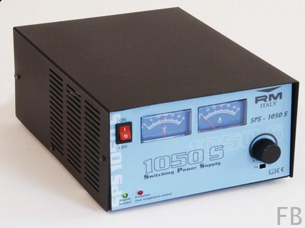 RM Italy SPS-1050S Schaltnetzteil max. 55 Ampere Schaltnetzteil mit Instrumenen