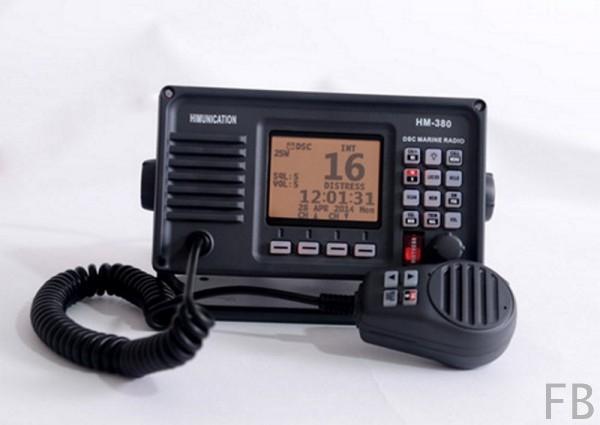 Himunication HM380 UKW Seefunkgerät mit ATIS / DSC / GPS eingebaut