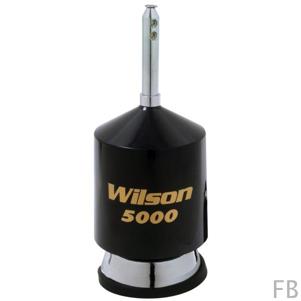 WILSON 5000 K CB Mobilantenne mit Kofferraumklemmhalterung