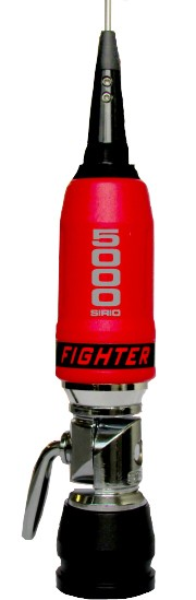 SIRIO FIGHTER PERFORMER 5000 RG58 'DEMONS' RED