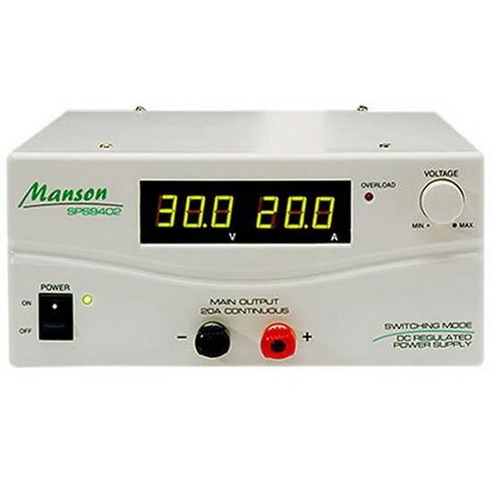 Manson SPS-9402 Schaltnetzteil