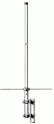 SIRIO GPF-21-N 2m Vertikal Stationsantenne 135-175 MHz 173cm