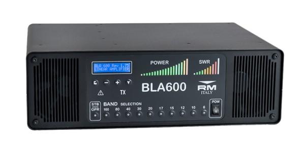 RM Italy BLA-600 500 Watt Transistorendstufe 160m-6m Band
