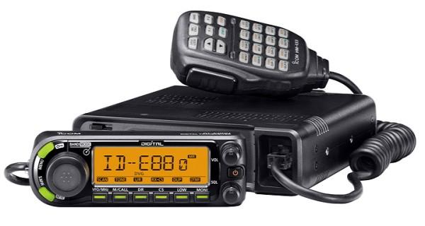 Icom ID-E880 Digital Dual Band