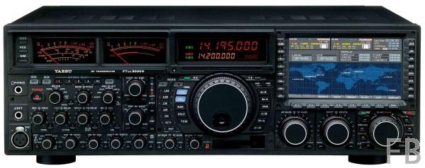 Yaesu FT-DX9000D HF/6m Band Transceiver