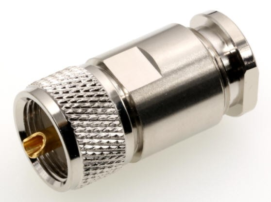 UHF/PL-Stecker Spezial 10