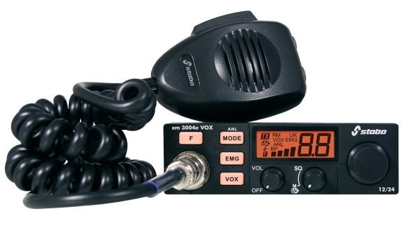 Stabo XM 3004e VOX 12/24 Volt