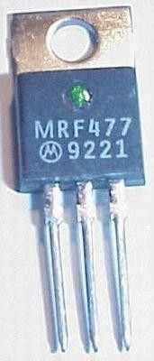 Motorola MRF 477 HF-Leistungstransistor