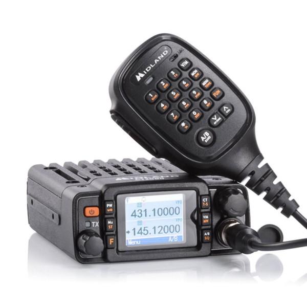 Midland CT2000 Dualband Mobilfunkgerät VHF/UHF 25 Watt