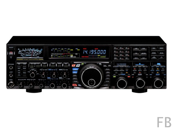 Yaesu FT-DX5000MP Limited ohne SM-5000 Kurzwellen/50MHz Transceiver