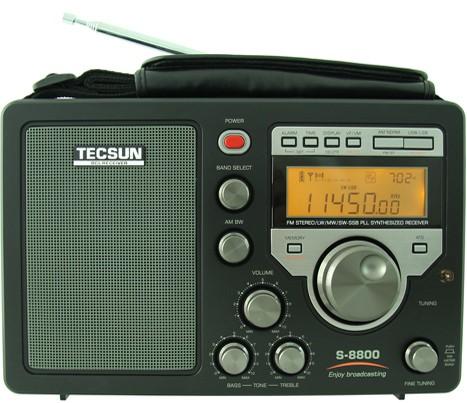Tecsun S-8800 PLL DSP Weltempfänger