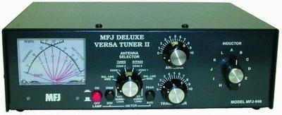 MFJ-948 manueller Antennentuner 1,8 bis 30 MHz