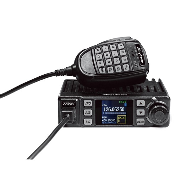 Anytone AT-779UV Dual Band Mobile Radio