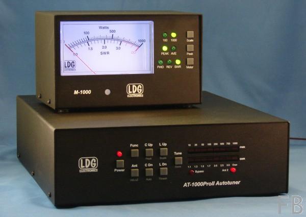 LDG AT-1000Pro2 Automatischer Antennentuner