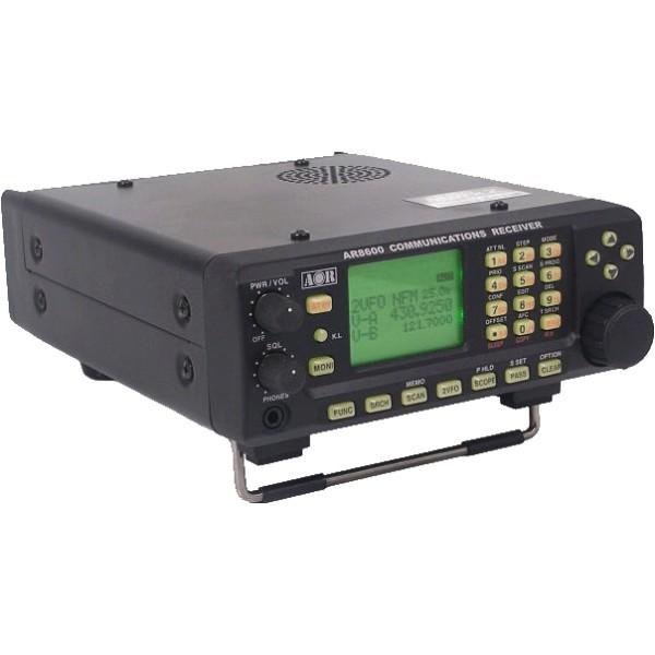 AOR AR-8600MK2 P25 Breitbandempfänger 100 kHz bis 3000 MHz mit P25