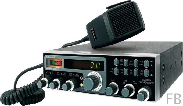 Midland 8001 XT AM/FM/SSB CB Funkgerät