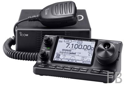 Icom IC-7100 HF/VHF/UHF-Allmode-Transceiver mit D-Star