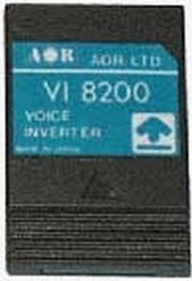 AOR VI-8200 Invertierungsdecoder Modul