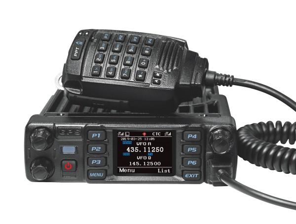 AnyTone AT-D578UV PRO FM/DMR Twin Bander mit Bluetooth Mobilfunkgerät