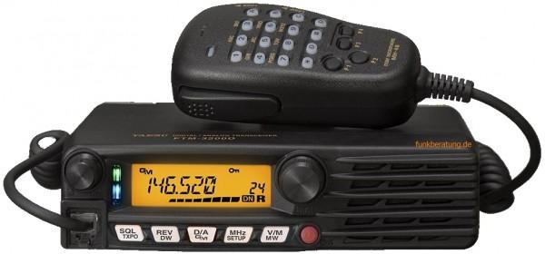 Yaesu FTM-3100E 65 Watt FM 2m Band Mobilfunkgerät