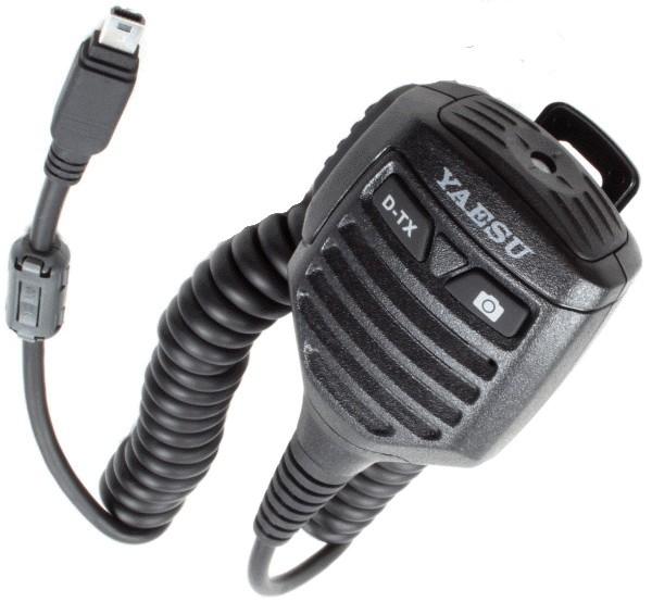 Yaesu MH-85A11U Lautsprecher Mikrofon mit Kamera
