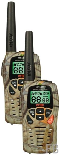 Intek MT-3030M PMR-446/LPD Cammo-Design Handfunkgerät Set