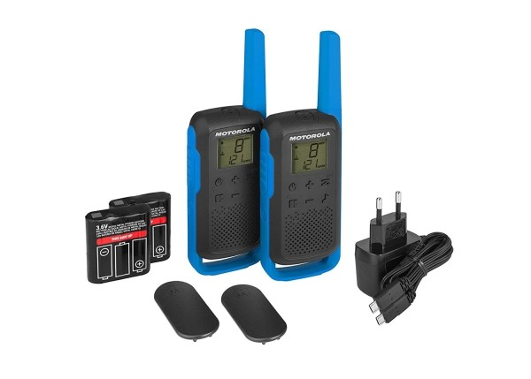 Motorola TLKR T62 Blue PMR-446