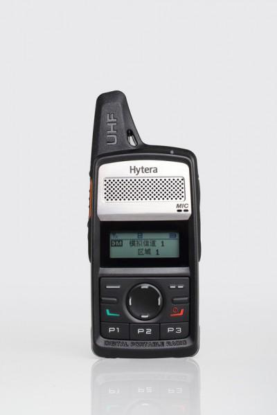 Hytera PD-365LF PMR446 DMR / analog Handfunkgerät