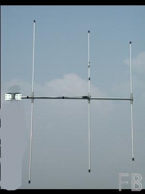 Sirio SY 78-3 Yagi Richtantenne mit 3 Elementen 78-88 MHz