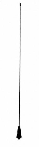Comet SMA-24J sehr flexible 40cm lange SMA-J Aufsteckantenne für 2m / 70cm Band