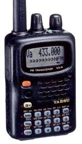 Yaesu VX-5R