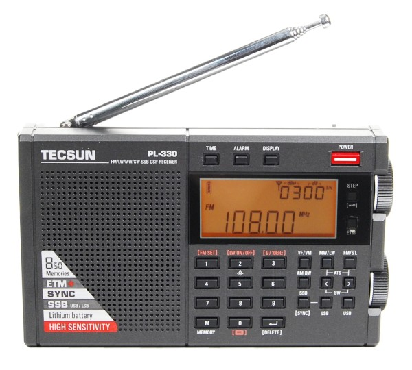 Tecsun PL-330 LW/MW/SW SSB Radio