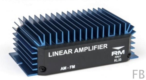 RM Italy KL 35 25-30 MHz 25-35 Watt Sendeleistungsverstärker