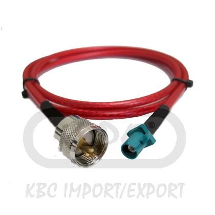 Volvo FH 2013 Antenna Extension Kabel