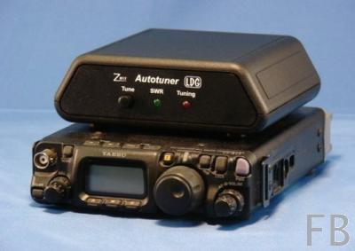 LDG Z-817 Antennentuner für Yaesu FT-817 Transceiver