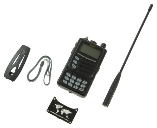ALINCO DJ-X-30 E Empfänger 100 kHz - 1300 MHz