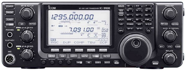 Icom IC-9100 HF/VHF/UHF All Mode Transceiver