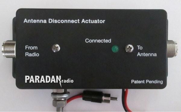 Automatisches Trennrelais für Antennen an Funkgeräten