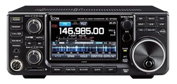 Icom IC-9700 VHF/UHF/SHF All Mode Transceiver