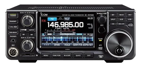 Icom IC-9700 VHF/UHF/SHF Transceiver