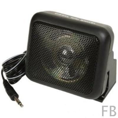 Albrecht CB-150 Lautsprecher kompakte Abmessungen für Funk und Empfänger