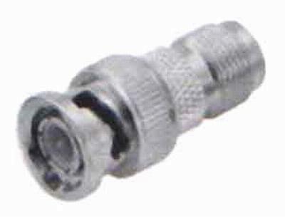 Adapter BNC-Stecker auf TNC-Buchse
