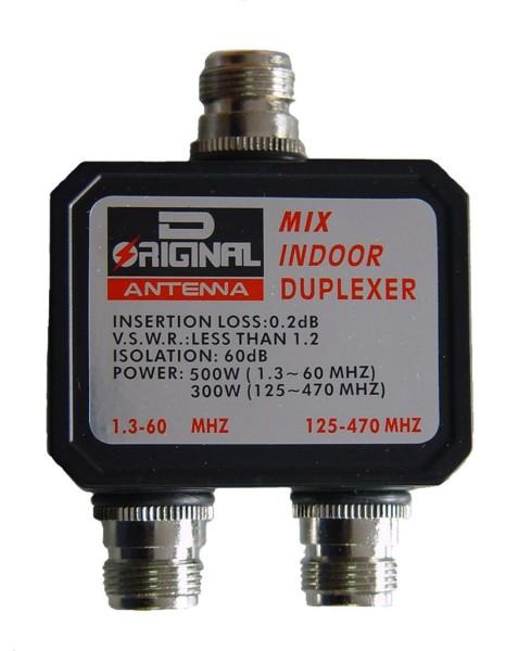 DX-CF-530-A Duplexer