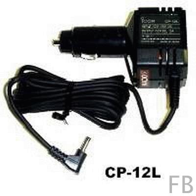 Icom CP-12L Zig.-Kabel mit Filter für ID-51E Handfunkgeräte