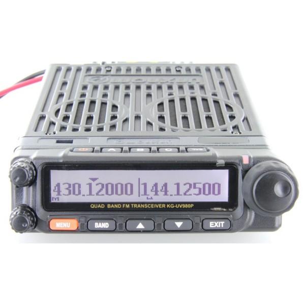 Wouxun KG-UV980R 50-54/70-77/136-174/400-480 MHz