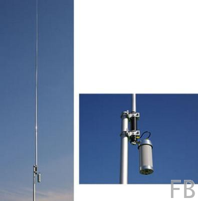 Diamond BB-7V Breitband Vertikalantenne Kurzwelle 2-30 MHz