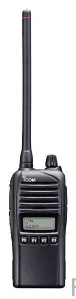 Icom IC-F3032S VHF Betriebsfunk Hanfunkgerät Alleinarbeiter Funktion