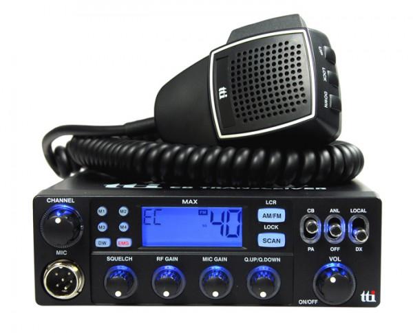TTI TCB-880 H (HI-POWER) 40/80 Kanal AM/FM CB Funkgerät