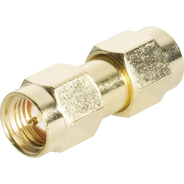 Adapter SMA-Stecker auf SMA-Stecker